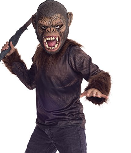 [Rubie's Costume Men's Dawn Planet Of The Apes Teen Caesar, Multicolor, Medium/Large] (Planet Of The Apes Costumes)
