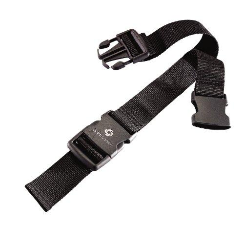 Samsonite Add A Bag Strap, Black, One Size