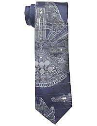 Star Wars Men's Millennium Falcon Tie