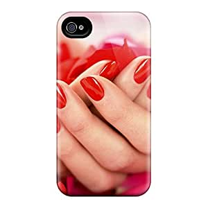 Premium ZXl14021rKfh Cases With Scratch-resistant/ Hful Of Petals Cases Covers For Iphone 6