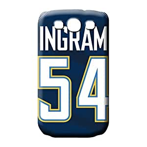 samsung galaxy s3 covers Style Awesome Look mobile phone carrying skins san diego chargers nfl football