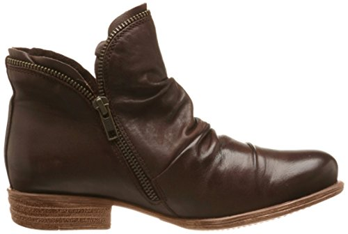 Brown Luna Boot Miz Ankle Mooz Miz Mooz Womens 0xRnnBUzq