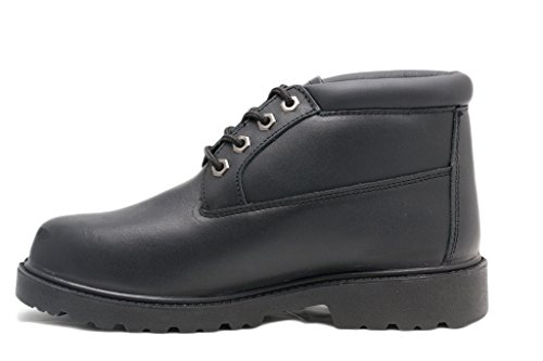 Mike's Black Padded Collar Chukka Boots – Size 9 by Mike's (Image #3)