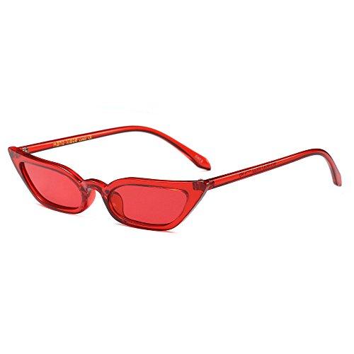 MINCL de red soleil Femme Lunette Red PBrx1wPnq
