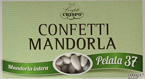 Crispo Confetti alla Mandorla Gran Lusso – Colore Bianco – 1 kg