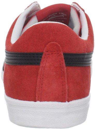 Onitsuka Tiger Fabre Bl-s En Sneaker Rood / Zwart