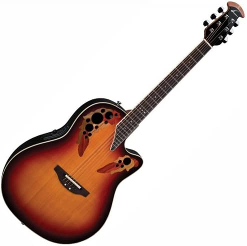 Ovation 2778 AX Standard Elite Deep Contour Guitarra Eléctrica ...