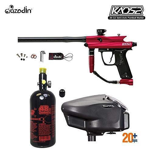 MAddog Azodin KAOS 2 HPA Paintball Gun Package A - - Paintball Azodin