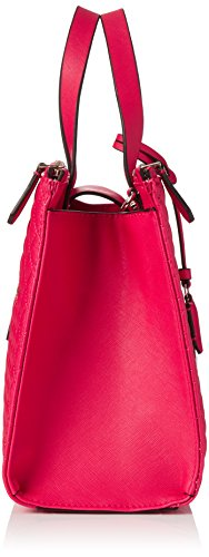 L Hobo portés H 5 femme cm Rose x Hibiscus Guess Sacs Bags 13x23x32 main W Zp646n