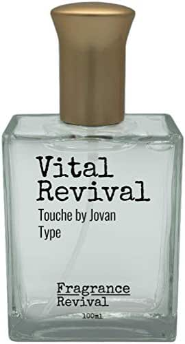 Vital Revival, Touche by Jovan Type