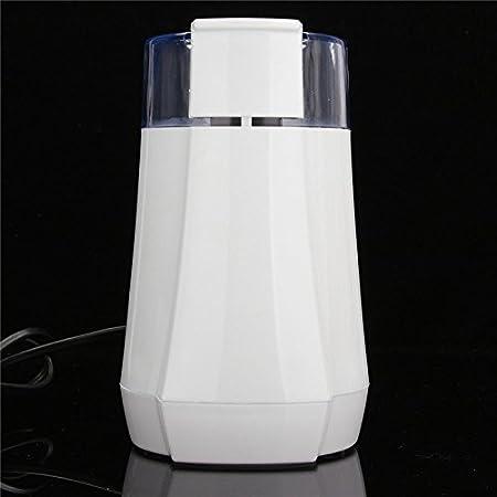 Raza 220 V nueva molinillo de granos de café eléctrico eléctrica ...