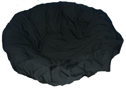 Black Papasan Cushion Cover (Cover Cushion Papasan)
