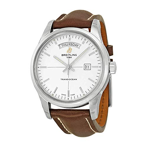 Breitling Transocean Day & Date Automatic Mens Watch A4531012/G751 ()