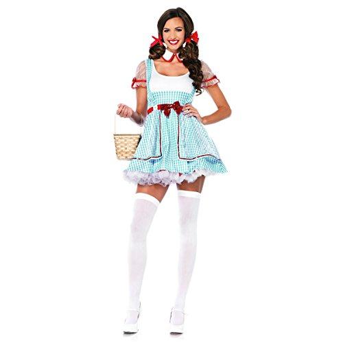 Oz Beauty Adult Costume - Small/Medium ()