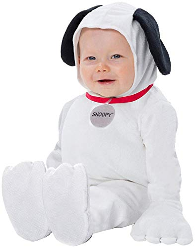 Snoopy Super Deluxe Toddler Costume 3T/4T]()