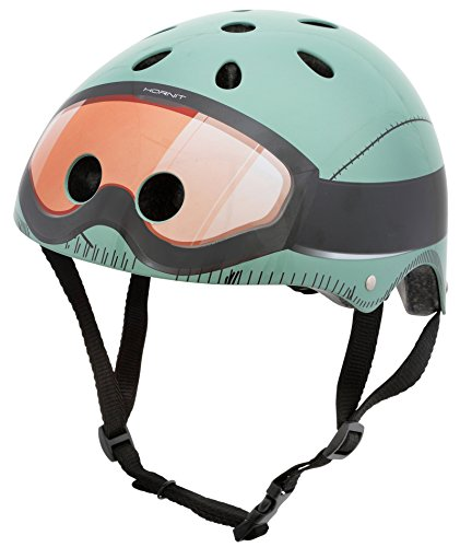 Hornit Mini Lids Kids Helmet with Light | Adjustable from Toddler to Youth Child Sizes for Biking, Skating, and Multi-Sport