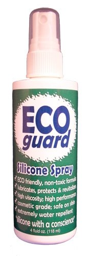 Jaws ECOGuard Silicone Spray /Neoprene/Latex/Rubber/Metal/Plastic