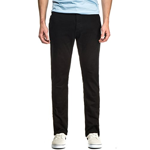 ccs-clipper-straight-fit-mens-chino-pants-with-comfort-stretch-black-38-x-32