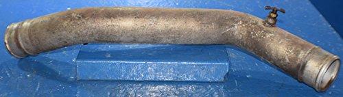 (CUMMINS ISX COOLANT TUBE PIPE ID 2 1/4 LENGTH 21 3/4 ->)