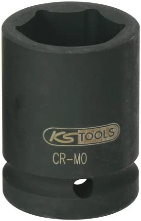 KS Tools 515.1338  Hexagon impact socket 38mm short 3//4
