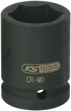 tama/ño: Hexagonal, 35 mm, 3//4 KS Tools 515.1335 Llaves de Vaso de Impacto pavonado 35mm