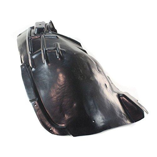 Koolzap For 09-12 Q5 Front Splash Shield Inner Fender Liner Panel Passenger Side AU1249112