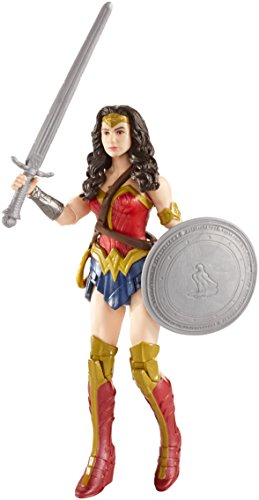 Batman v Superman: Dawn of Justice Wonder Woman 6″ Figure
