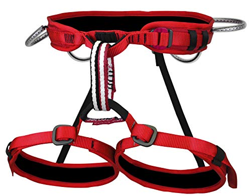 Metolius Safe Tech Trad Harness - Red Medium