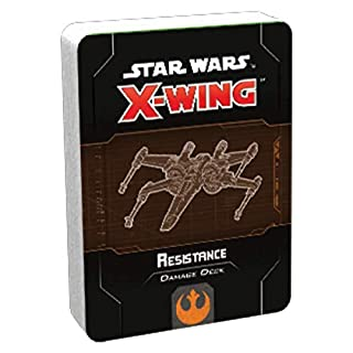 X-Wing 2nd Ed: Resistance Damage Deck