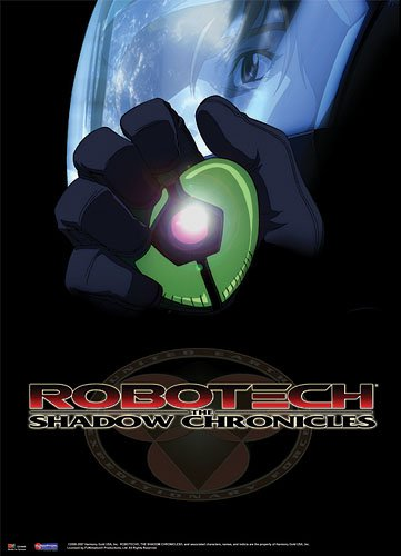 Robotech Shadow Chronicles Cloth Wall Scroll Poster GE-9888