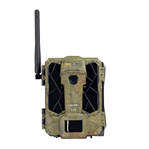 Spypoint Link Dark-V 4G LTE Cellular Trail Camera With Batteries, SD Card And Mount