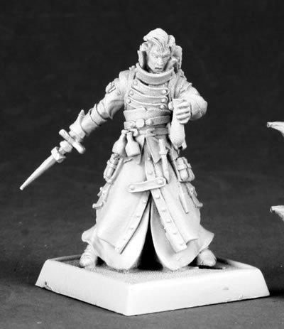 Damiel Iconic Alchemist Pathfinder Series