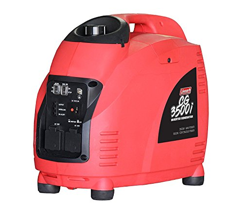 Coleman  CG3500i 3500W  Inverter Generator by Coleman Powersports