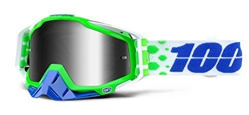100% Racecraft Goggles - Mirrored Lens (UNISEX)