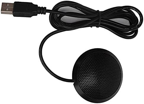 Microfoon lange levensduur Exclusief innovatief ontwerp Draagbare microfoon van 360 graden Draagbaar voor vergaderingenWithout switch