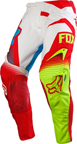 New Core Woven Pant (Fox Racing 360 Shiv Men's Off-Road Motorcycle Pants - Aqua / Size 34)