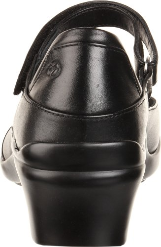 Women's Black Leather Aravon Aravon Maya Women's Maya 4Zngnfvt