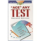 Ace Any Test, Fry, Ron, 1564140792