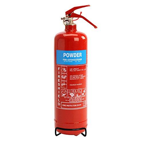 Fireshield 1KG Abc Dry Powder Extinguisher