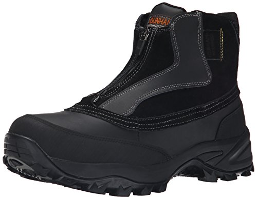 Dunham Men's Tony-Dun Chukka Boot,Black,12 D US