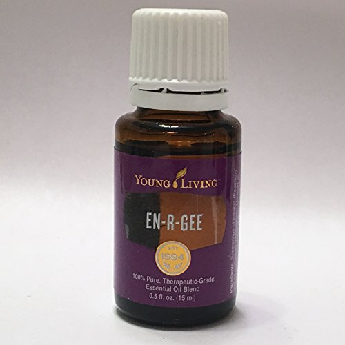 En-R-Gee Essential Oil 15ml by Young Living Essential Oils