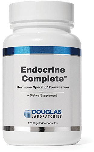 Douglas Laboratories® - Endocrine Complete - Hormone Specific Formulation with Vitamins, Minerals, and Nutrients - 120 Capsules by Douglas Laboratories