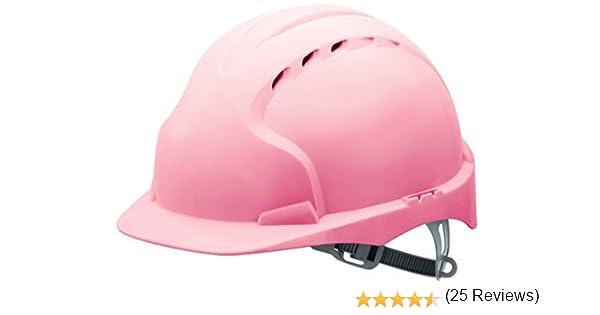 JSP EVO2 Mid casco de ventilado - rosa: Amazon.es: Bricolaje y herramientas