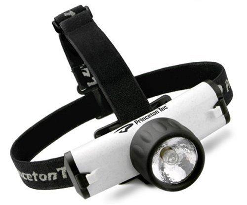 - Princeton Tec Vortec 4AA Halogen Headlamp (Granite)