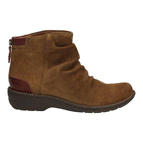 Femme Boots Marron Bottines Clarks Sswan Avington Pwqtvv4I