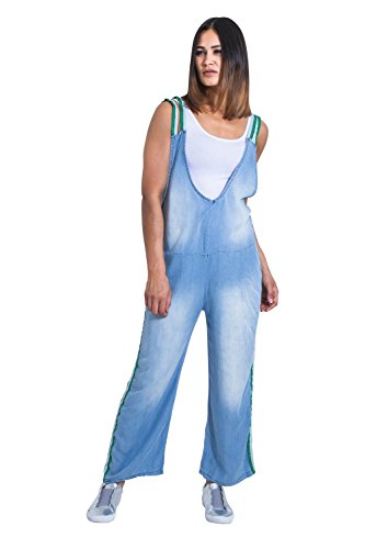 eu 36 One amp; G Candy Playsuit Jumpsuit Ligero Mujer 40 Size M qITYfx0wI