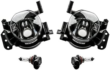 Klarglas Nebelscheinwerfer Inkl 2 X Hb4 Lampe E90 E91 E60 E61 E63 E64 E84 E46 Auto