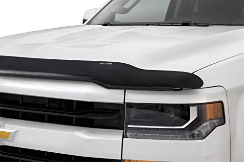 - Stampede 2323-59 Vigilante PremiumHood Shield, Carbon Fiber