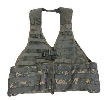 The Specilitly Group Molle U.S. Army Issue ACU Digital Camo Fighting Load Carrier (FLC)