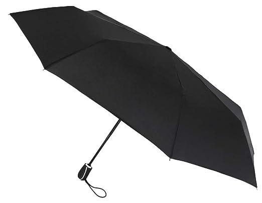 Paraguas Vogue Plegable automático (Duomatic). Antiviento y Acabado Teflón.: Amazon.es: Equipaje